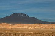 Atacama Landscape, Antofagasta Region. Atacama Desert, Chile, South America