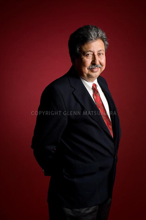 Fernando Mendoza, Stanford professor of pediatrics