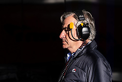 February 18, 2019 - Barcelona, Barcelona, Spain - Carlos Sainz senior from Spain portrait during the Formula 1 2019 Pre-Season Tests at Circuit de Barcelona - Catalunya in Montmelo, Spain on February 18, 2019. (Credit Image: © Xavier Bonilla/NurPhoto via ZUMA Press)