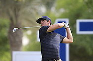 Thorbjorn Olesen (DEN) on the 17th tee during the 3rd round of the DP World Tour Championship, Jumeirah Golf Estates, Dubai, United Arab Emirates. 17/11/2018<br /> Picture: Golffile   Fran Caffrey<br /> <br /> <br /> All photo usage must carry mandatory copyright credit (© Golffile   Fran Caffrey)