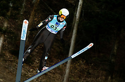 Lucile Morat of France competes during Team Competition at Day 2 of World Cup Ski Jumping Ladies Ljubno 2019, on February 9, 2019 in Ljubno ob Savinji, Slovenia. Photo by Matic Ritonja / Sportida