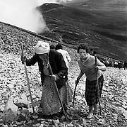 Croagh Patrick Pilgrimiges.15-16.05.1962