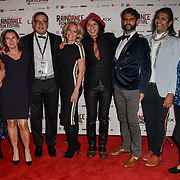 The Telegraph teams attends the Raindance Opening Gala 2018 held at Vue West End, Leicester Square on September 26, 2018 in London, England.
