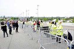 May 16, 2018 - Lyon, France, France - Securite (Credit Image: © Panoramic via ZUMA Press)
