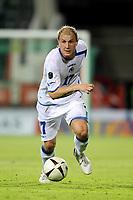 FOOTBALL - UEFA EURO 2012 - QUALIFYING - GROUP D - LUXEMBOURG v BOSNIA - 3/09/2010 - PHOTO ERIC BRETAGNON / DPPI - SENIJAD IBRICICI (BOS)