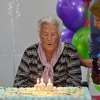 Nana's 100th Celebrations