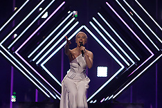 2018 Eurovision Song Contest Dress Rehearsal Of The First Semi Final - 07 May 2018
