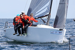 , Kiel - Kieler Woche 20. - 28.06.2015, Melges 24 - Mustoracing - GER 803