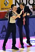 DESCRIZIONE : Pistoia Lega A 2014-2015 Giorgio Tesi Group Pistoia Acea Roma<br /> GIOCATORE : Carmelo Paternico arbitro Paolo Moretti<br /> CATEGORIA : arbitro fairplay<br /> SQUADRA : Giorgio Tesi Group Pistoia arbitro<br /> EVENTO : Campionato Lega A 2014-2015<br /> GARA : Giorgio Tesi Group Pistoia Acea Roma<br /> DATA : 30/11/2014<br /> SPORT : Pallacanestro<br /> AUTORE : Agenzia Ciamillo-Castoria/GiulioCiamillo<br /> GALLERIA : Lega Basket A 2014-2015<br /> FOTONOTIZIA : Pistoia Lega A 2014-2015 Giorgio Tesi Group Pistoia Acea Roma<br /> PREDEFINITA :