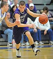 Keystone vs Northwestern boys varsity basketball on February 27, 2012.