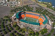 Aloha Stadium, Oahu,Hawaii