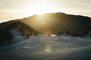 Sunset on Doughboy Bay, The Southern Circuit, Stewart Island / Rakiura, New Zealand Ⓒ Davis Ulands | davisulands.com