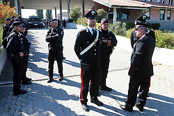 VISITA MINISTRO MARCO MINNITI A MOLINELLA<br /> RICERCHE IGOR VACLAVIC DOPO OMICIDIO VERRI