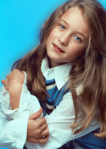 Hallee Hirsh, Actress when she was 10 years old
