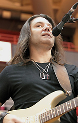 22 December 2013:  Kirk Ellis. Brushville (formerly Brushfire) plays as the entertainment and pep band for a men's NCAA basketball game between the Blue Demons of DePaul and the Redbirds of Illinois State at Redbird Arena in Normal IL