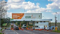 Banco de imagens das rodovias administradas pela EGR - Empresa Gaúcha de Rodovias. Praça de Coxilha. FOTO: Jefferson Bernardes/ Agencia Preview