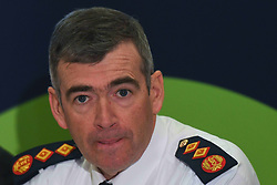 November 22, 2018 - Dublin, Ireland - Garda Commissioner Drew Harris address at a meeting of the Policing Authority in Dublin Castle.On Wednesday, November 16, 2018, in Dublin, Ireland. (Credit Image: © Artur Widak/NurPhoto via ZUMA Press)