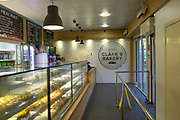 Clarks 24hr Bakery on the 8th November 2018 in Dundee, Scotland in the United Kingdom.