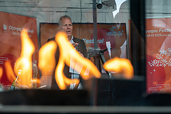 Gerard Dielessen, general director NOC*NSF during the launch TeamNL Olympic Festival on June 23, 2021 in The Hague