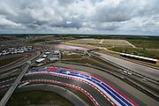 September 16-18, 2015 Lamborghini Super Trofeo, Circuit of the Americas: Circuit of the Americas general view from the tower
