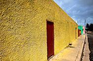 Colors in Gibara, Holguin, Cuba.