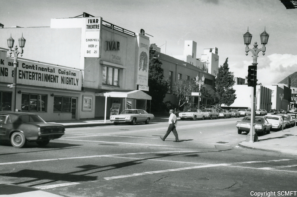 1968 Ivar Theater on Ivar St.
