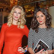 NLD/Amsterdam/20151019 - Premiere Fatal Attraction, Susan Smit en .....