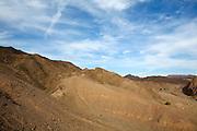 The colourful Eilat mountain range