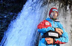 02.12.2015, Lillehammer, NOR, OESV, Nordische Kombinierer, Fotoshooting, im BildWilli Denifl (AUT) // Willi Denifl of Austria during the Photoshooting of the Ski Austria Nordic Combined Team in Lillehammer on 2015/12/02 . EXPA Pictures © 2015, PhotoCredit: EXPA/ JFK