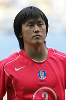 You Kyoung Youl (KOR), <br /> JULY 31, 2005 - Football : <br /> EAST ASIAN FOOTBALL CHAMPIONSHIP 2005 <br /> Final Competition <br /> between South Korea 1-1 China <br /> at Daejeon World Cup Stadium, Daejeon, Korea. <br /> (Photo by AFLO /Digitalsport) <br /> Norway only