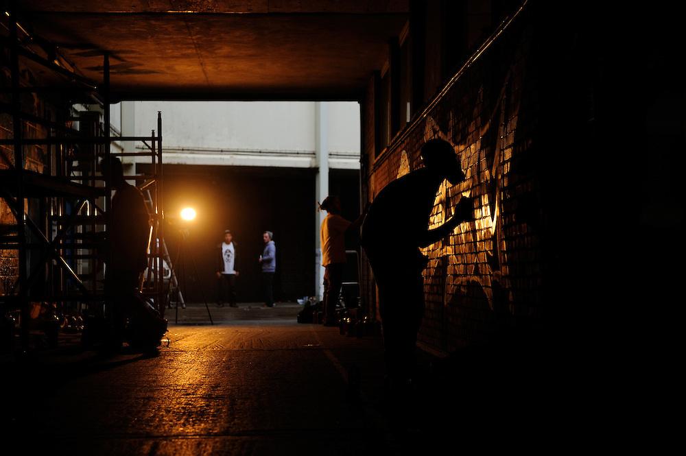 See No Evil, Bristol, uK