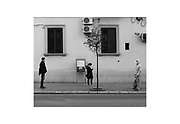 Il centro di Taranto durante la pandemia Covid-19.  Taranto 6 Aprile 2020. Christian Mantuano / OneShot