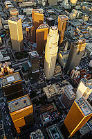 Core of Downtown Los Angeles