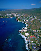 Kailua-Kona, Island of Hawaii, Hawaii, USA<br />