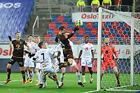 Fotball , Eliteserien<br /> 28.12.2020 , 20201228<br /> Mjøndalen - Sogndal<br /> Mjøndalens Ole Amund Sveen utligner til 2-2 <br /> Foto: Sjur Stølen / Digitalsport
