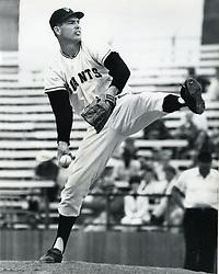 San Francisco Giants pitcher Jim Barr.<br />(photo/Ron Riesterer/photoshelter)