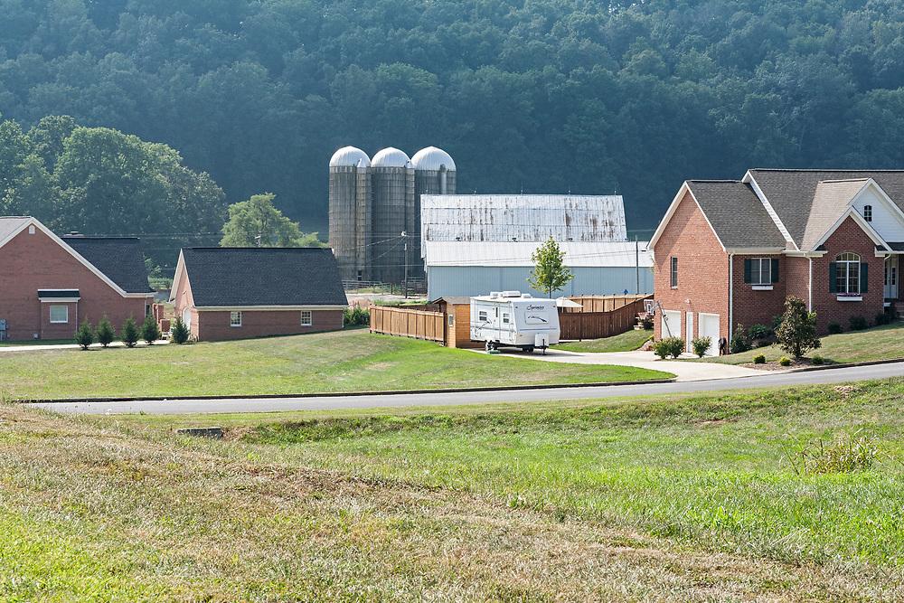 Lost Farmland: Urban Sprawl