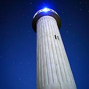 Cosmic lighthouse, Yamba, Australia (July 2003)