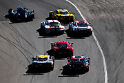 January 22-26, 2020. IMSA Weathertech Series. Rolex Daytona 24hr. #62 Risi Competizione Ferrari 488 GTE, GTLM: James Calado, AlessandroPier Guidi, Daniel Serra, Davide Rigon