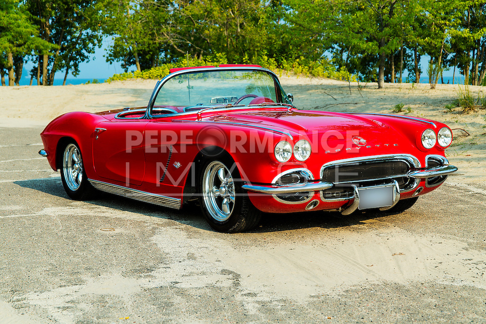 1962 Corvette Rodster Custom