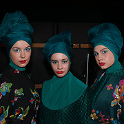 HOUSE OF MEA from Indonesia showcases her latest collection at Fashion Scout AW18