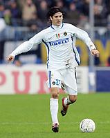 "Santiago Solari (Inter)<br /> Italian ""Serie A"" 2006-07 <br /> 10 Dic 2006 (Match Day 15)<br /> Empoli-Inter (0-3)<br /> ""Castellani"" Stadium-Empoli-Italy<br /> Photographer Luca Pagliaricci INSIDE"