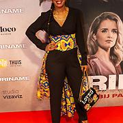 NLD/Amsterdam/20200217-Suriname filmpremiere, Jasmine Sendar