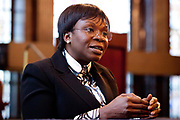Boma Ozobia, President of the Commonwealth Lawyers Association (CLA).