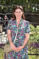 Kirsty Allsopp at the RHS Chelsea Flower Show Press Day, Royal Hospital Chelsea, London England. 22 May 2017.<br /> Photo by Dominic O'Neill/SilverHub 0203 174 1069 sales@silverhubmedia.com