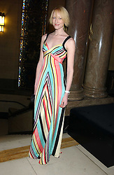 Model JADE PARFITT at the 2005 Lancome Colour Design Awards in association with CLIC Sargent Cancer Care for Children held at the Freemasons' Hall, Great Queen Street, London on 23rd November 2005.<br />NON EXCLUSIVE - WORLD RIGHTS