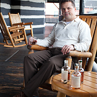 Harlen Wheatley with the Buffalo Trace Experimental Collection
