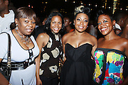 19 July 2010-New York, NY- l to r; Sybil Chester, Monique Holaman Demetria Lucas, and Manushka Magloire at The Belle Affair powered by Belevedre Grapefruit Vodka  and hosted by Emil Welbekin to celebrate the birthday of Dating Expert Demetria Lucas, who is highly regarded and followed by millions of readers and high profile peers through her wildly popular dating and relationships blog, held at the Shelbourne Hotel Rooftop on July 19, 2010 in New York City.