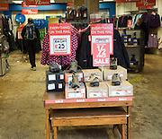 Millets sale shop interior