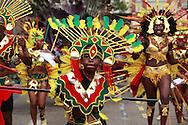 Annual Nottingham Caribbean carnival 2010